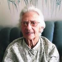 Jane Crabb of Simcoe Ontario  January 4 1922  December 16 2018 avis de deces  NecroCanada