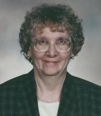 Lucille Mary Koehmstedt  December 27 1941 –
