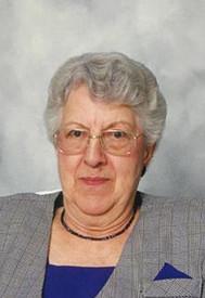 Mme Yvonne Goyette Henri 1922 - 2018  Date du décès : 17 décembre 2018