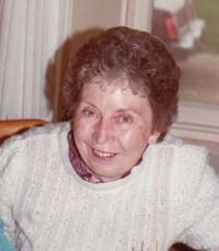 Ann Marie St Denis  November 22 1926 –