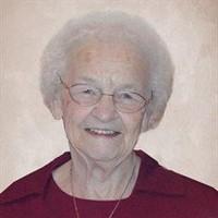 Irene Mary Crawford  December 25 1924  December 13 2018 avis de deces  NecroCanada