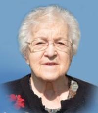 Yolande Appleby  12 mai 1930 – 18 décembre 2018