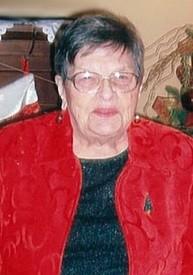Sarah Elizabeth Free Crowe  1921  2018 (age 97) avis de deces  NecroCanada