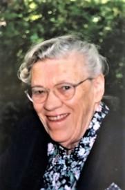 Isobel Blair  December 16 2018 avis de deces  NecroCanada