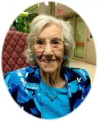 Luberta Johanna Maria Lois van Beek Maiden Peeters  of Edmonton