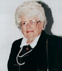 Hazel Mae Nickerson  March 20 1917 –