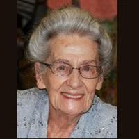 Mary Elizabeth Halverson  January 4 1926  December 18 2018 avis de deces  NecroCanada