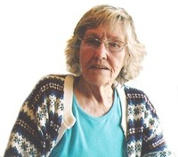 Mary Pat Dillon Thompson  2018 avis de deces  NecroCanada