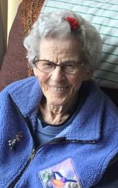 Annie Helen HAY  May 13 1921  December 24 2018 (age 97) avis de deces  NecroCanada