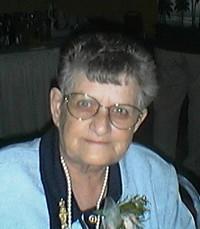 Annabelle Sharpe Gallinger  July 28 1934 –