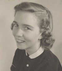 Barbara Dawn McInnis Daniel  February 23 1933 –