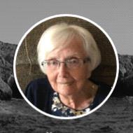 Dorothy Dorie Mary Robillard  2018 avis de deces  NecroCanada