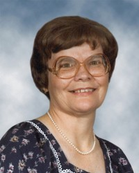Elizabeth McNeilly Black  8 mai 1932  24 décembre 2018 avis de deces  NecroCanada