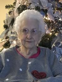 Leoan Georgina Florell  July 9 1931  December 27 2018 (age 87) avis de deces  NecroCanada
