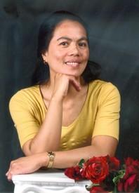 Miriam Pasaraba Cababa  2018 avis de deces  NecroCanada