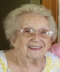 Muriel Lucy Brand nee Getty  February 22 1926  December 27 2018 avis de deces  NecroCanada