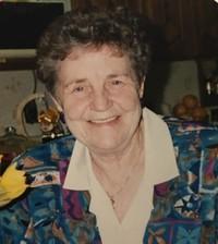 Tina Ingram  March 29 1925  December 25 2018 (age 93) avis de deces  NecroCanada