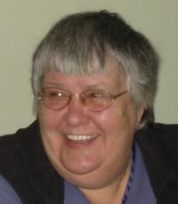 Arlene Rhae Zwicker  December 31 1948 –