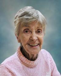 Elisabeth Baldwin Maiden Olesen  of St. Albert