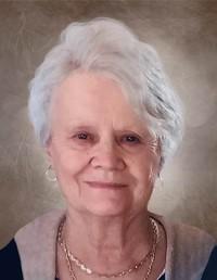Madeleine Boutin  2018 avis de deces  NecroCanada