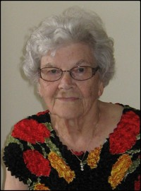 Hilda Justina Hoffman Stickel  March 30 1921  December 24 2018 (age 97) avis de deces  NecroCanada