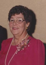 Elsie Jane Robinson  2019 avis de deces  NecroCanada