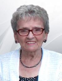 Mme Armandine Harvey MORIN  Décédée le 30 décembre 2018