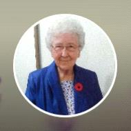 Sister Anna Louise Dunn  2019 avis de deces  NecroCanada