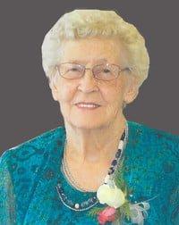 Hazel Shaw  January 20 1922  December 28 2018 (age 96) avis de deces  NecroCanada