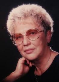 Nita Gertrude Conrad  19332019 avis de deces  NecroCanada