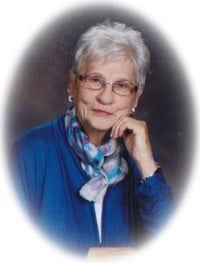 Ruth McTavish  2019 avis de deces  NecroCanada