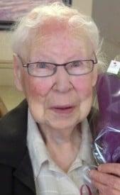 ROBERGE Blanche  1925  2019 avis de deces  NecroCanada