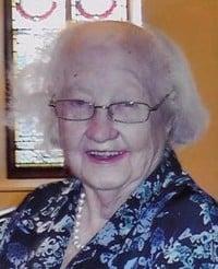 S Constance Connie Milner  19262019 avis de deces  NecroCanada