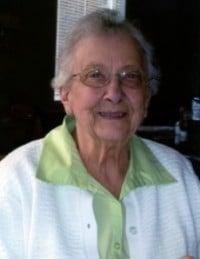 Margaret Jeanne Victoria Chaffee Calgary  May 24 1925  January 27 2019 avis de deces  NecroCanada