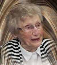 Germaine Labbe  28 avril 1920 – 30 janvier 2019