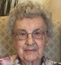Irma Frances Nelson  July 15 1926  January 28 2019 (age 92) avis de deces  NecroCanada