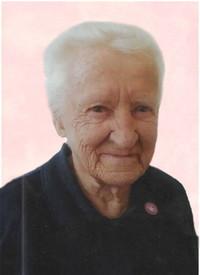 Anita Dostie  (19222019) avis de deces  NecroCanada