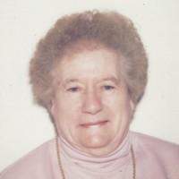 Mary Masanotti nee Roffi  17 juillet 1926