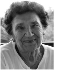Nina Milton 5 octobre 1919 12 février 2019, avis décès