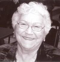 Gertrude Turbide  Jeanson avis de deces  NecroCanada