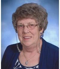 Margaret Jean Marg Kelman Stark  October 28 1938 –