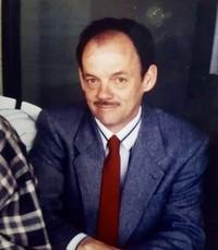 Thomas Charles Sevier  November 3 1942 –