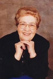 Velma Lancaster  of Edmonton