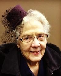 Phyllis Caroline Sherk  November 27 1929  February 24 2019 avis de deces  NecroCanada