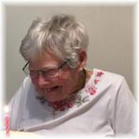 Audrey Parker  September 7 1920  March 11 2019 avis de deces  NecroCanada
