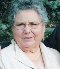 Teresa Leo  Saturday March 16th 2019 avis de deces  NecroCanada