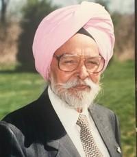 Sadhu Singh Dheendsa  Sunday March 24th 2019 avis de deces  NecroCanada