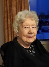 Betty Ann Hughes  1927  2019 (age 92) avis de deces  NecroCanada