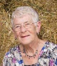 Marlene Gertrude Weatherby Ettinger  Thursday March 28th 2019 avis de deces  NecroCanada