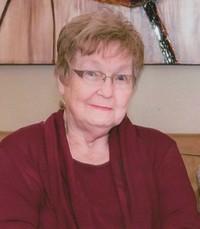 Gaila Margaret Begbie  Wednesday April 17th 2019 avis de deces  NecroCanada